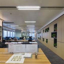 同进置业办公室室内设计