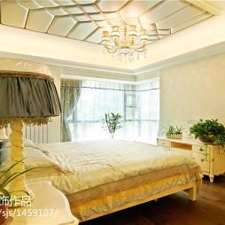 简欧风格温馨卧室设计