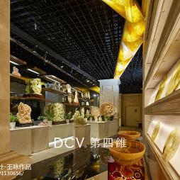 工装石材展厅设计