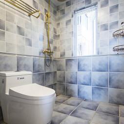 整洁田园风格卫浴设计