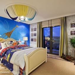 创意欧式风格儿童房装修