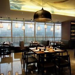中式火锅餐厅装修