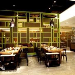 火锅餐厅装修