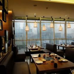 火锅餐厅装修案例