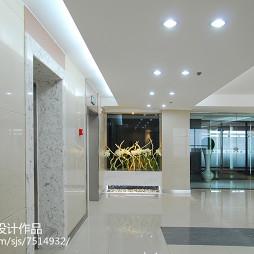 办公楼电梯口设计
