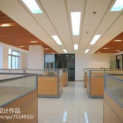 办公楼办公区装修设计