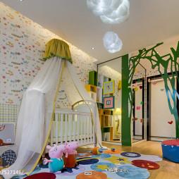 混搭风格儿童房创意设计