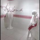 【迪梵宜设计】成都蜜蜂展厅软装设计_2558155