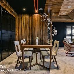 优雅中式风格餐厅设计