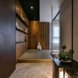 中式风格地台装修