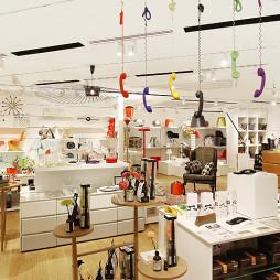 设计品味专卖店室内装修