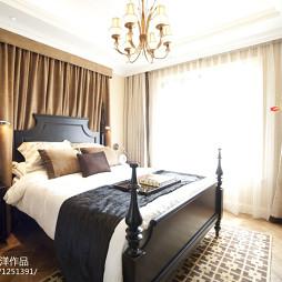 简约地中海风格卧室设计