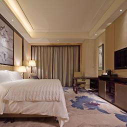 艾美酒店客房装修