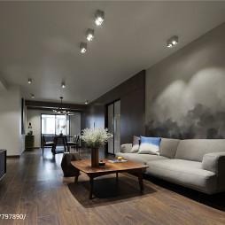 简约风格客厅图片