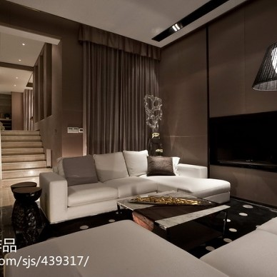 陈耀光设计作品-宏厦香洲里独联别墅_2560676