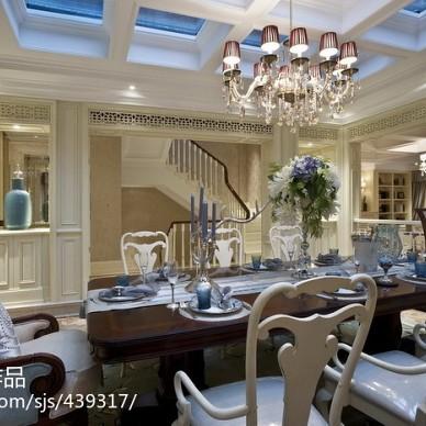 陈耀光设计作品-和家园流水隐墅排屋样板房_2560713