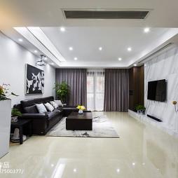 2017现代风格客厅装修大全
