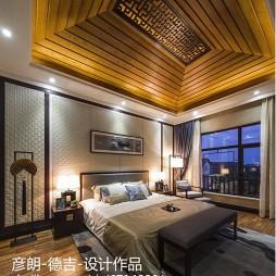 中式风格卧室展示空间设计