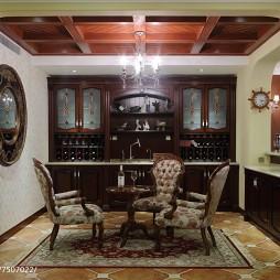 美式别墅地下室设计案例