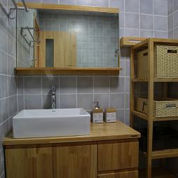 日式卫浴柜设计
