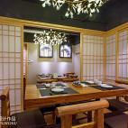 竹の里日式料理店装修