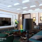 温情欧式风格客厅设计