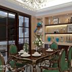 精美欧式风格别墅餐厅设计