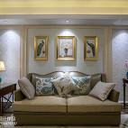家居欧式客厅装修