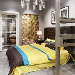 力帆铝业展厅卧室设计