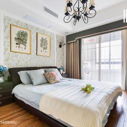 明亮美式风格卧室装修