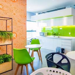 时尚联合办公空间设计