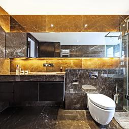 现代风格时尚卫浴设计
