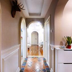 家装美式过道设计