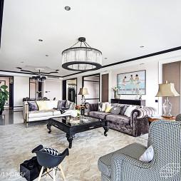 法式风格客厅设计