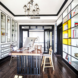 法式风格书房设计
