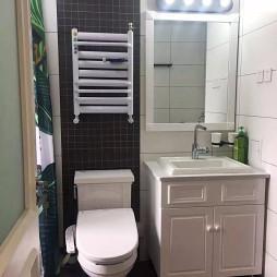 北欧风格小卫浴设计