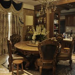 古典欧式风格客厅装修