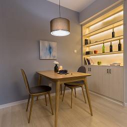 现代风格小餐厅设计