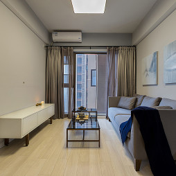 最新现代风格客厅装修效果图