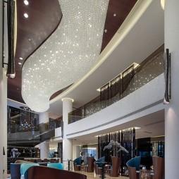 工装精品酒店吊顶设计