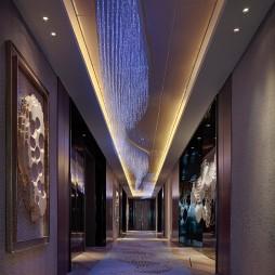 精品酒店过道设计案例