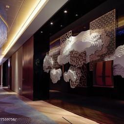 精品酒店创意过道设计