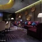 精品酒店休息区设计