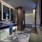 精品酒店洗手间装修