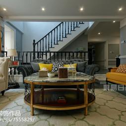 美式风格精美客厅设计