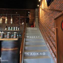 创意餐厅楼梯设计