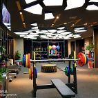 健身工作室室内设计