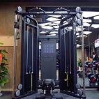 健身工作室效果图