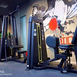 健身工作室设计案例