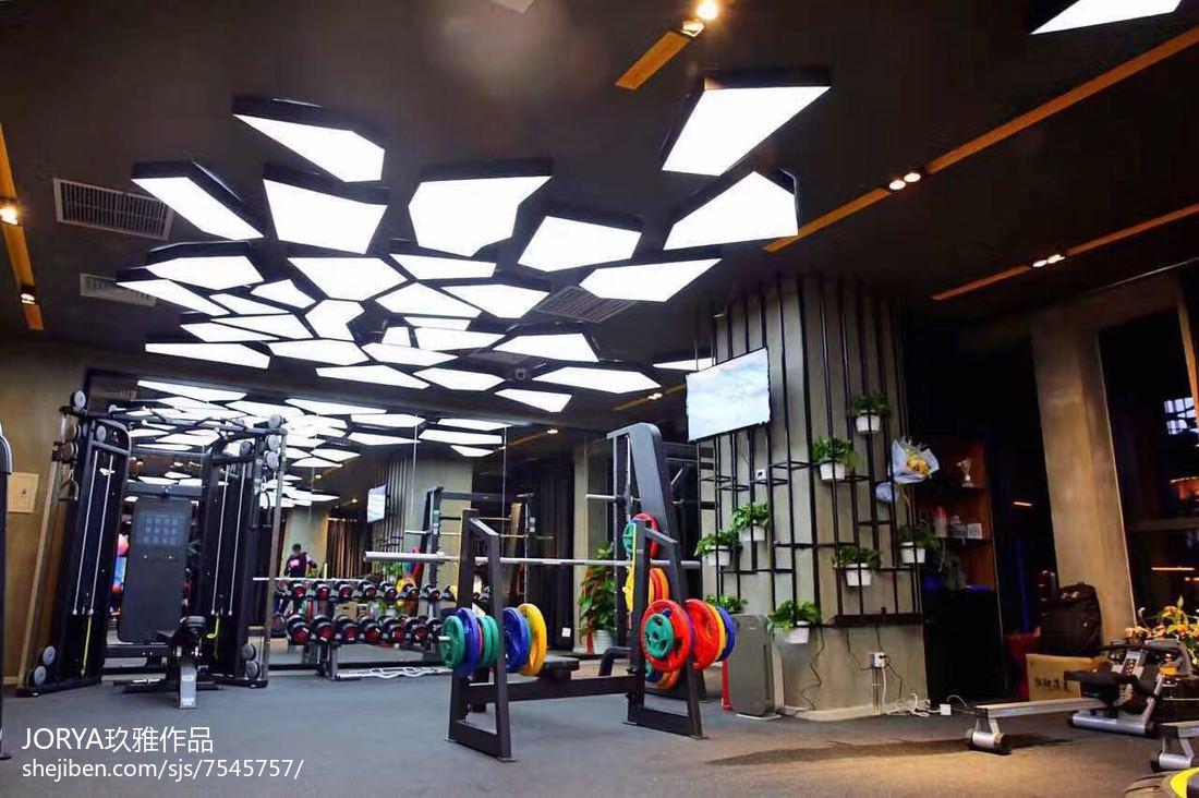 健身工作室大厅设计